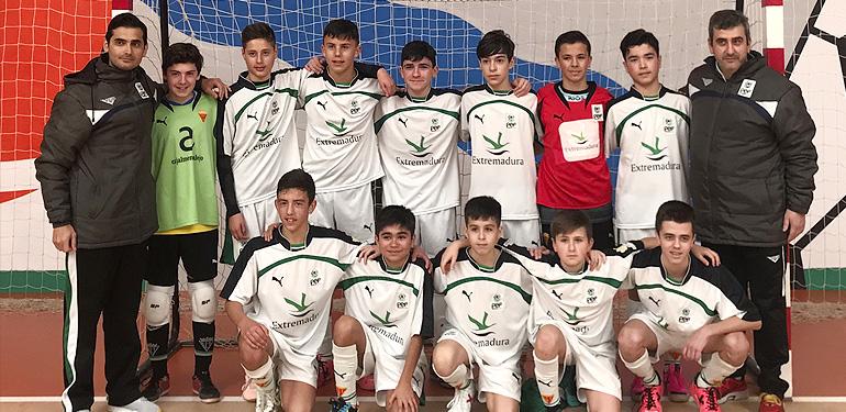 515d255de1440 LA SELECCIÓN INFANTIL DE FÚTBOL SALA ENFILA LA RECTA FINAL DE SU  PREPARACIÓN Los pupilos de Pedro Barquilla viajarán a Almería para disputar  el Campeonato ...